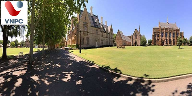 Du học New Zealand bậc trung học tại trường St Peters College