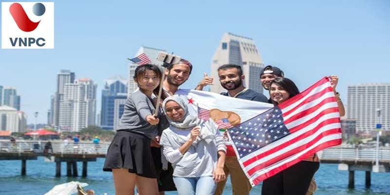 Du học Mỹ tại trường Embassy English USA