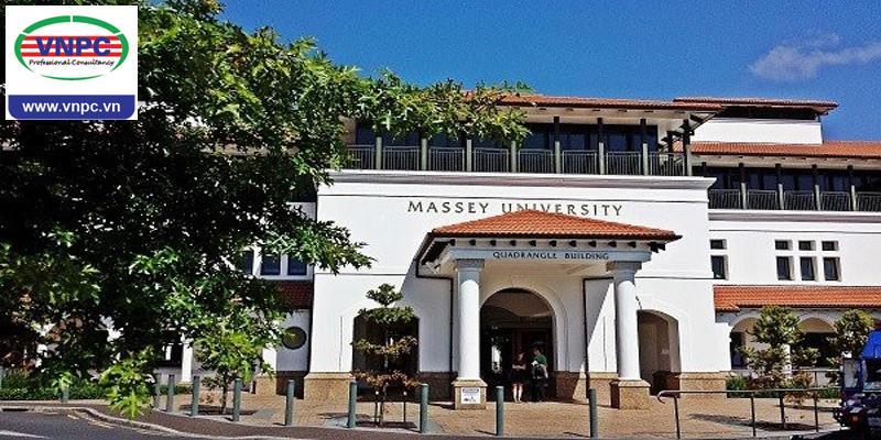 Học tập và trải nghiệm tại đại học Massey, New Zealand