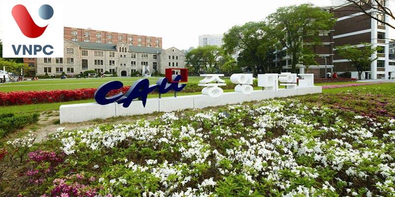 Du học Hàn Quốc tại trường đại học Chung Ang top 10 đại học tốt nhất Hàn Quốc