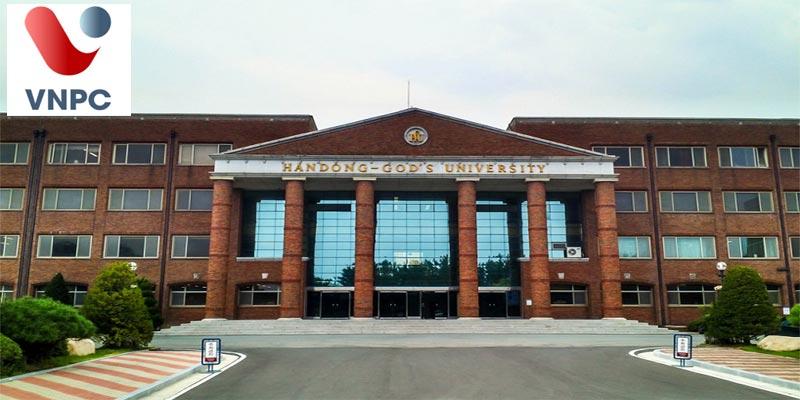 Du học Hàn Quốc Visa thẳng của trường đại học Handong Global University
