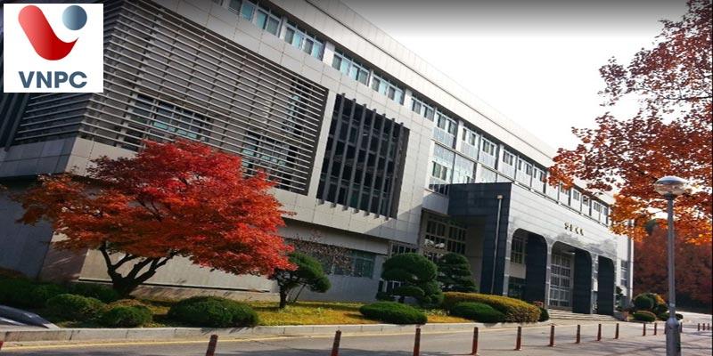 Du học Hàn Quốc tại trường đại học quốc gia Chung Nam top 5 đại học công lập tốt nhất
