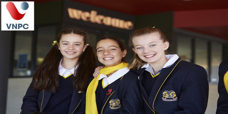 Du học New Zealand tại trường Sancta Maria College High School
