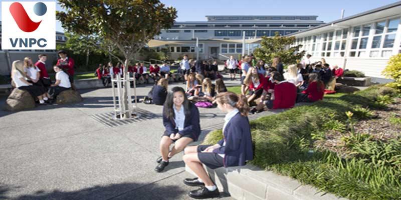 Du học New Zealand bậc trung học tại trường Garin College