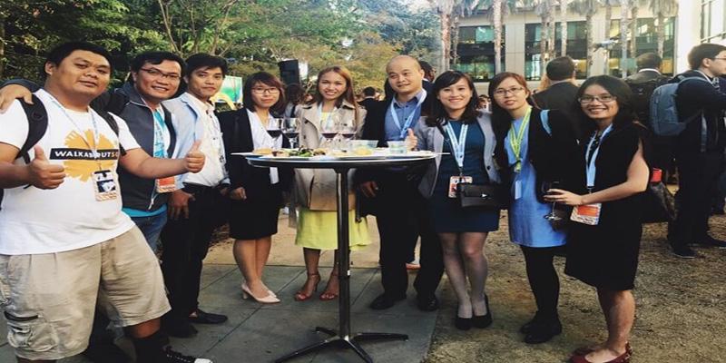 Cựu sinh viên học viện ERC Singapore và câu chuyện khởi nghiệp thành công