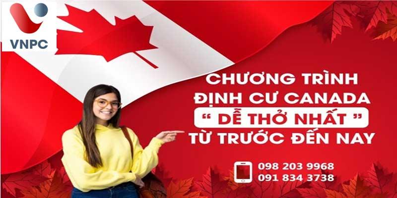 Chương trình định cư Canada dễ thở nhất từ trước đến nay