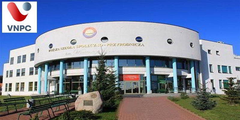 Du học Ba Lan thẳng tiến tới ngôi trường Đại học Vistula