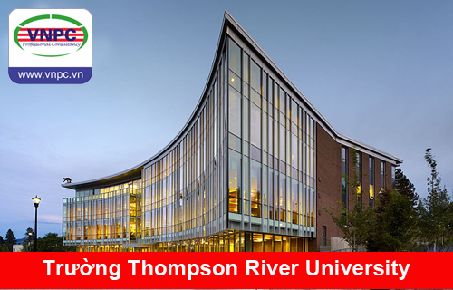 Trường Thompson River University
