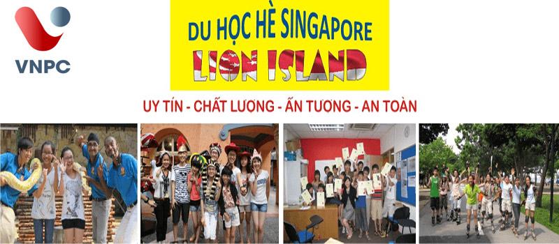 Siêu hot: Tất tật thông tin về lịch trình du học hè Singapore Lion Island 2020 của VNPC!