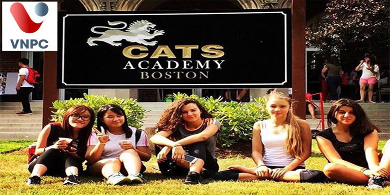 Du học Mỹ chương trình THPT tại trường tư thục nội trú số 1 CATS Boston Academy
