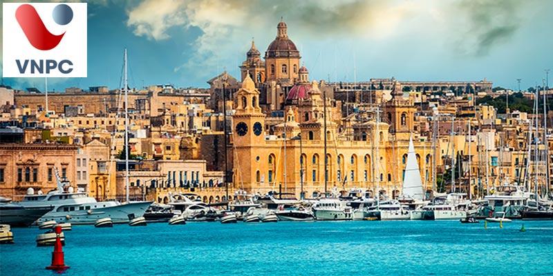 Du học châu Âu tỉ lệ đỗ Visa siêu cao? Hàng ngàn sinh viên Việt Nam đã chọn Malta!