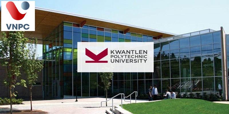Du học Canada tại trường đại học Bách Khoa duy nhất của Canada Kwantlen Polytechnic University