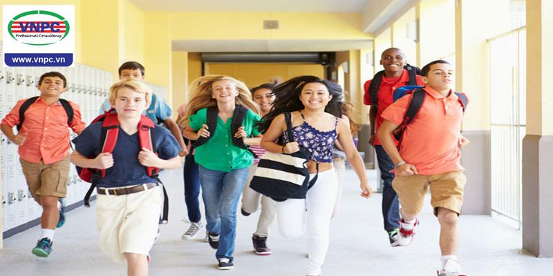 Du học VNPC hướng dẫn chuẩn bị hồ sơ du học Mỹ bậc THPT