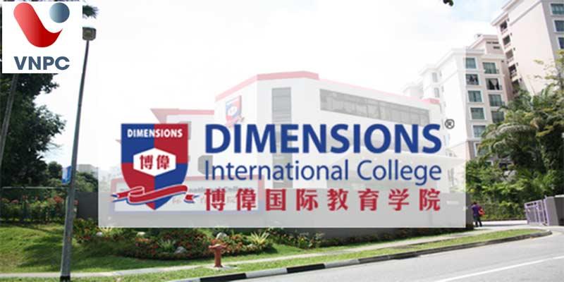 Học bổng du học Singapore lên đến 16.000 SGD trường quốc tế Dimensions kỳ nhập học 2020 & 2021