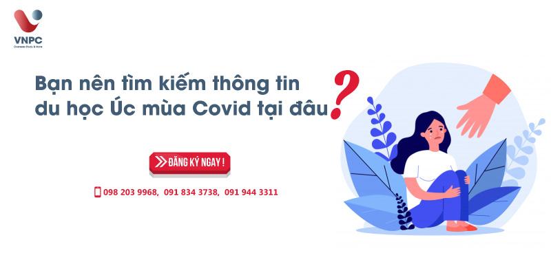 Bạn nên tìm kiếm thông tin du học Úc mùa Covid tại đâu?