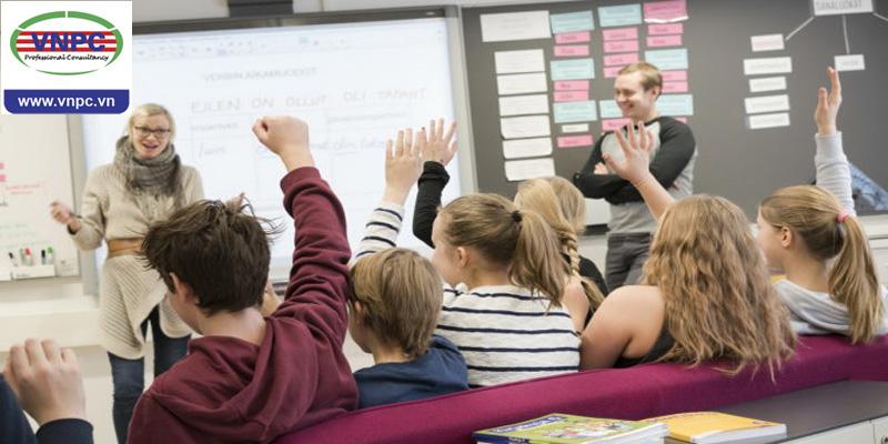 """15 điều khiến Phần Lan trở thành nền giáo dục """"Thiên đường"""""""