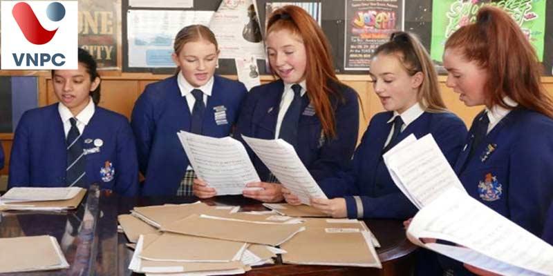 Du học New Zealand bậc THPT trường Timaru Girls High School