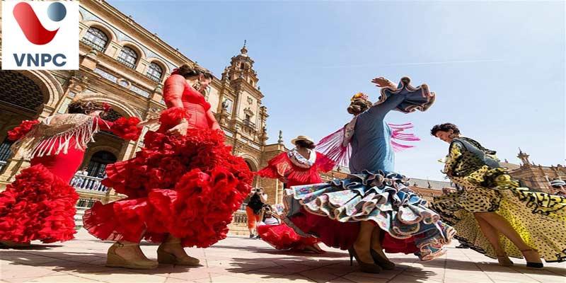 Du học Tây Ban Nha chi phí ăn ở và sinh hoạt khoảng bao nhiêu?