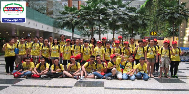 Giới thiệu chương trình du học hè Singapore Lion Island 2019