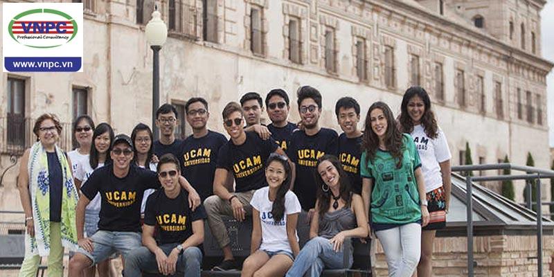 Quẳng gánh lo Visa và chi phí du học Châu Âu tại UCAM – Đại học tư thục tốt nhất Tây Ban Nha
