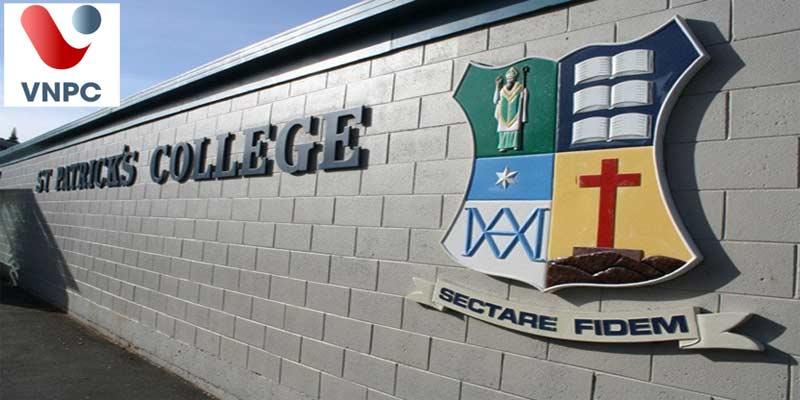 Du học New Zealand bậc trung học trường St Patrick's College Wellington