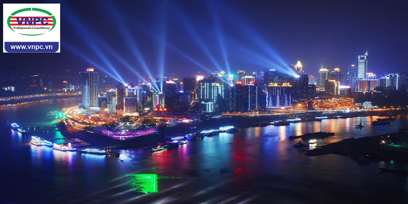 10 thành phố nổi bật nhất tại Trung Quốc