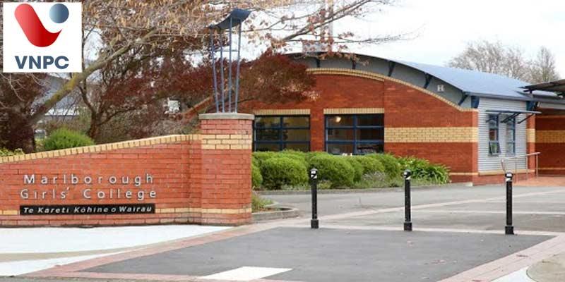 Du học New Zealand tại trường trung học Marlborough Girls'' College