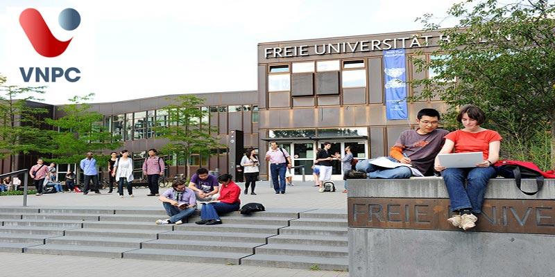Du học tại thủ đô Berlin, Đức cùng VNPC