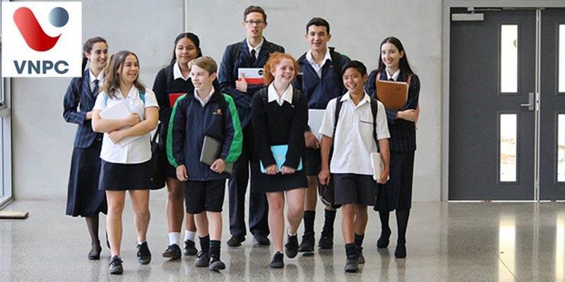 Du học New Zealand bậc trung học tại trường Green Bay High School