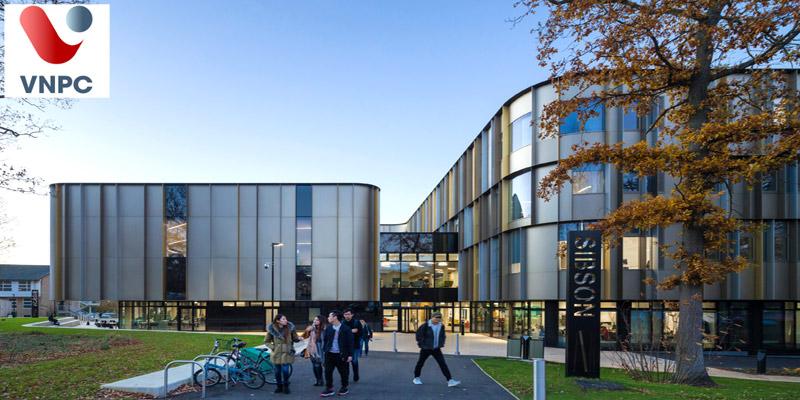University of Kent – Một trong những đại học tốt nhất Anh Quốc