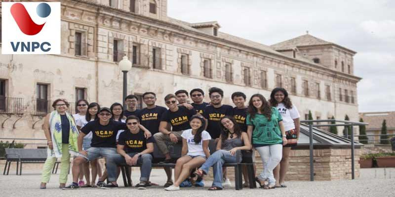 Du học Tây Ban Nha tại trường đại học UCAM - Top 10 Châu Âu
