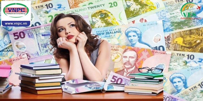 Du học New Zealand 2019 hết bao nhiêu tiền?