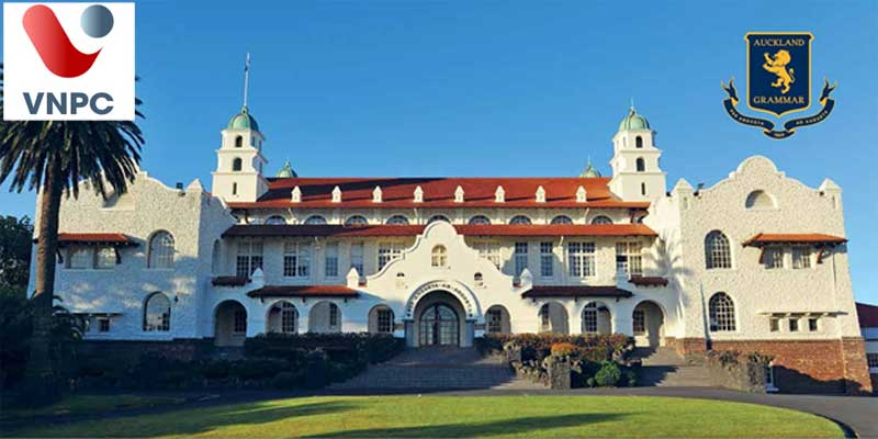 Du học trung học tại trường Auckland Grammar School