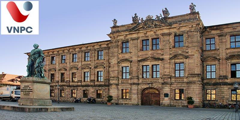 Học tại trường nghiên cứu nổi tiếng của Đức – Đại học Friedrich - Alexander tại Erlangen – Nürnberg