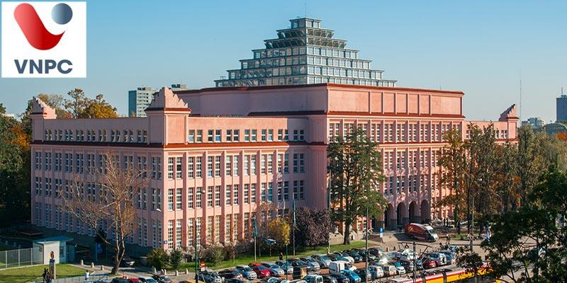 Thế giới du học Ba Lan trong tầm tay tại trường Đại học ở Warsaw - University of Economics and Human Sciences in Warsaw