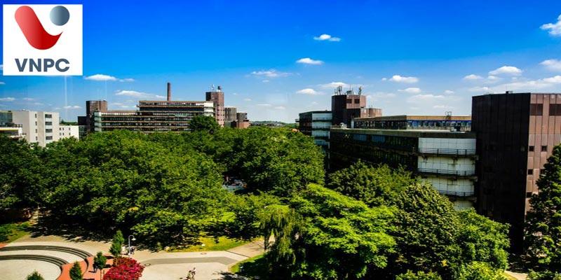 Trường Đại học Duisburg - Essen lý tưởng cho học sinh học tập tại Đức