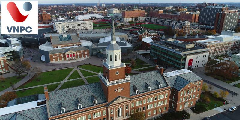 Học bổng lên tới $10.000 tại Đại học hàng đầu về thực tập hưởng lương của Mỹ
