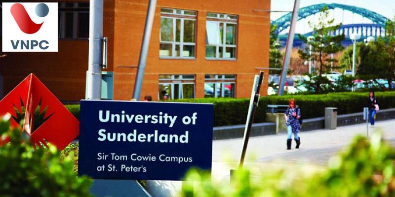 Ngôi trường công lập chi phí rẻ, chất lượng đảm bảo: Đại học Sunderland