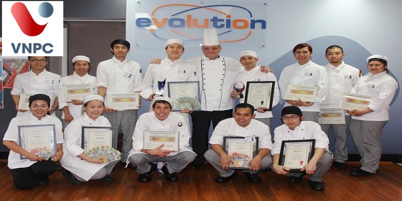 Du học Úc ngành đầu bếp tại trường Evolution Hospitality Institute