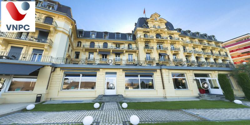 Khám phá ngành du lịch khách sạn và học tiếng Anh tại trại hè Thụy Sỹ 2020!