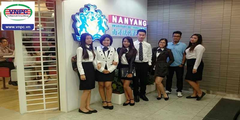 Cơ hội sở hữu học bổng cực giá trị từ học viện Nanyang