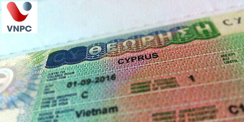 Xin visa Síp có khó không và cần những thủ tục gì?