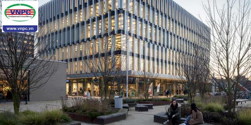 Đại học Erasmus Rotterdam – trường top 2% thế giới với mức học phí mềm