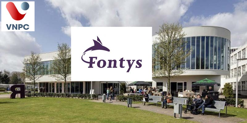 Nắm chắc công việc tương lai cùng đại học Khoa học Ứng dụng Fontys, Hà Lan