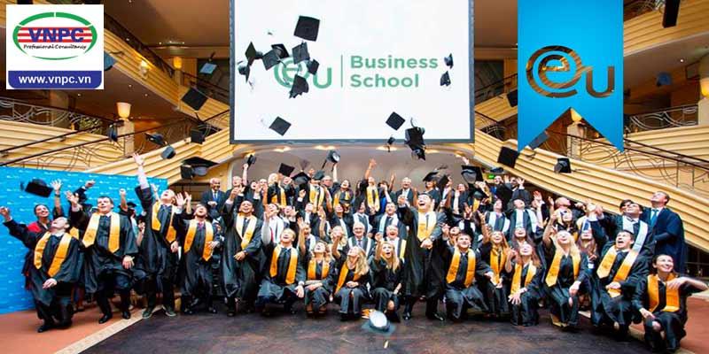 Cơ hội sở hữu học bổng lên đến 30% học phí khi du học tại Eu Business School