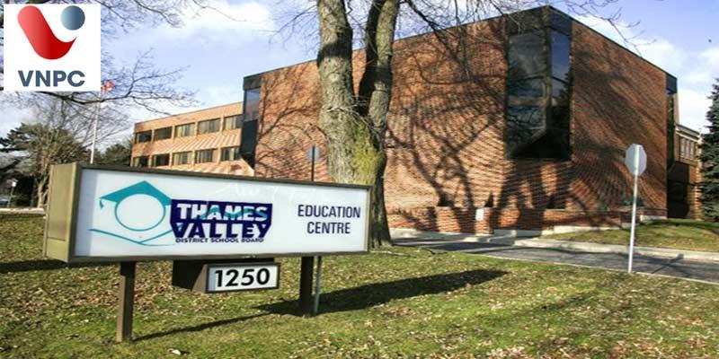 Du học Canada chương trình trung học tại trường Thames Valley District School Board