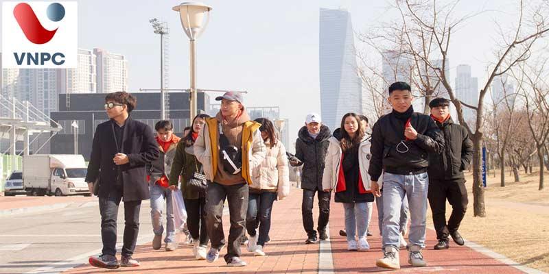 Thời gian nhập học, du học Hàn Quốc tối đa với du học sinh Việt Nam là bao nhiêu?