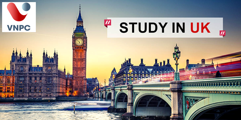 Hướng dẫn chuẩn bị hành trình du học Anh kỳ 01/2022