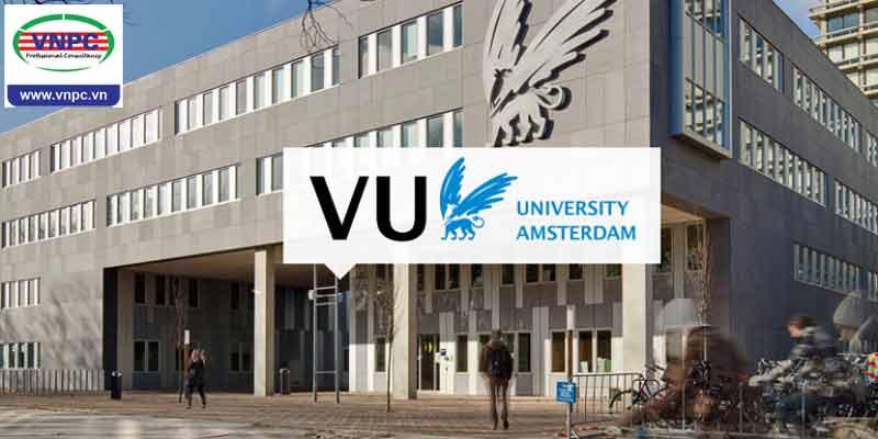 Đại học Vrije Universiteit Amsterdam top 4 trường hàng đầu Hà Lan