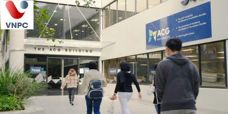 Du học New Zealand chương trình trung học tại ACG Education